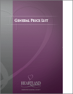 Heartland General Price List